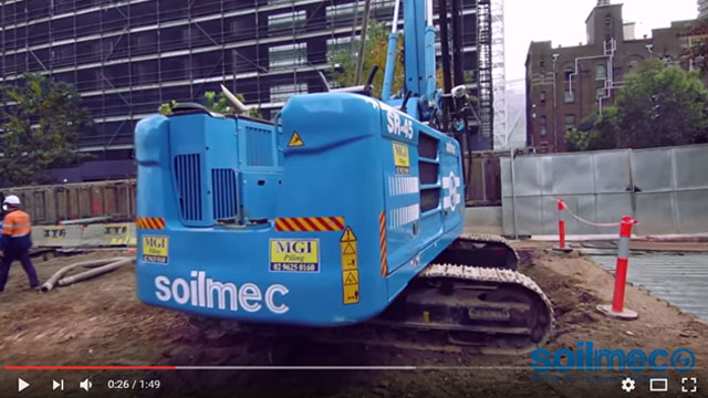 soilmec working drilling rig 2 soilmec australia equipment for the ground engineering industry Basic Electrical Wiring Diagrams at panicattacktreatment.co