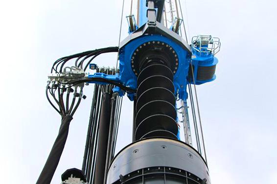 Soilmec Piling Rig SR-95 Mast