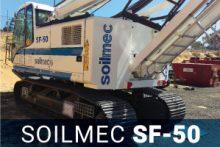 Soilmec Piling Rig SF-50