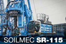 Soilmec Piling Rig SR-115