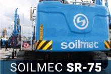 Soilmec Piling Rig SR-75