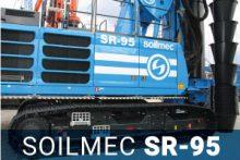 Soilmec Piling Rig SR-95