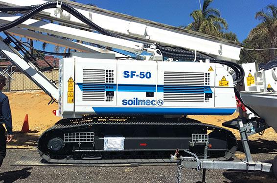 Soilmec SF-50