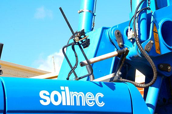 Soilmec Piling Rig SR-45