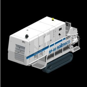 Soilmec SP-80 Concrete Pump