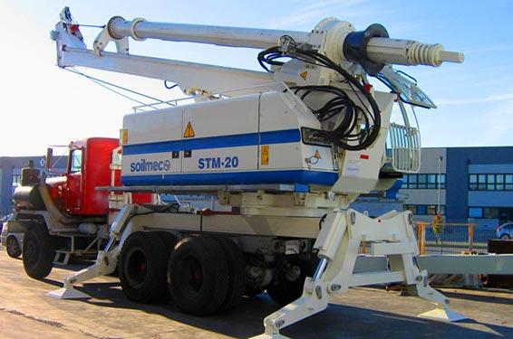 Soilmec STM-20